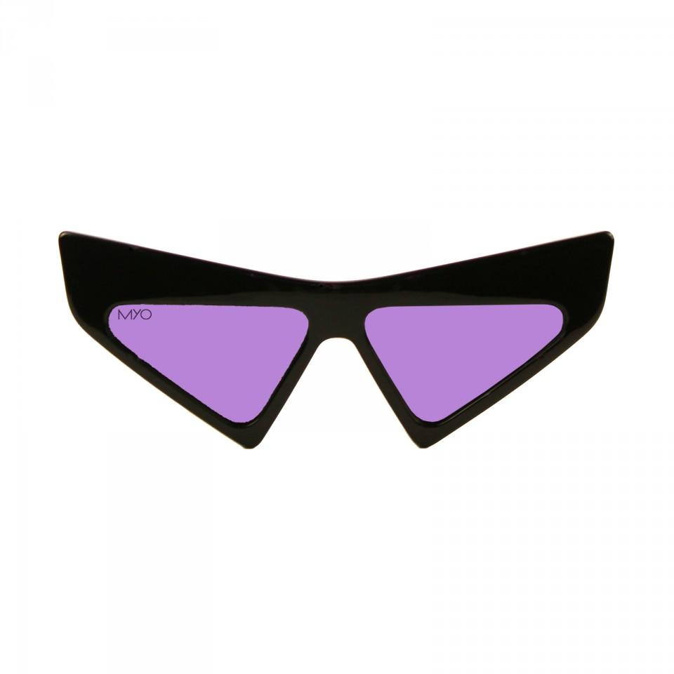 Catter Black Violet
