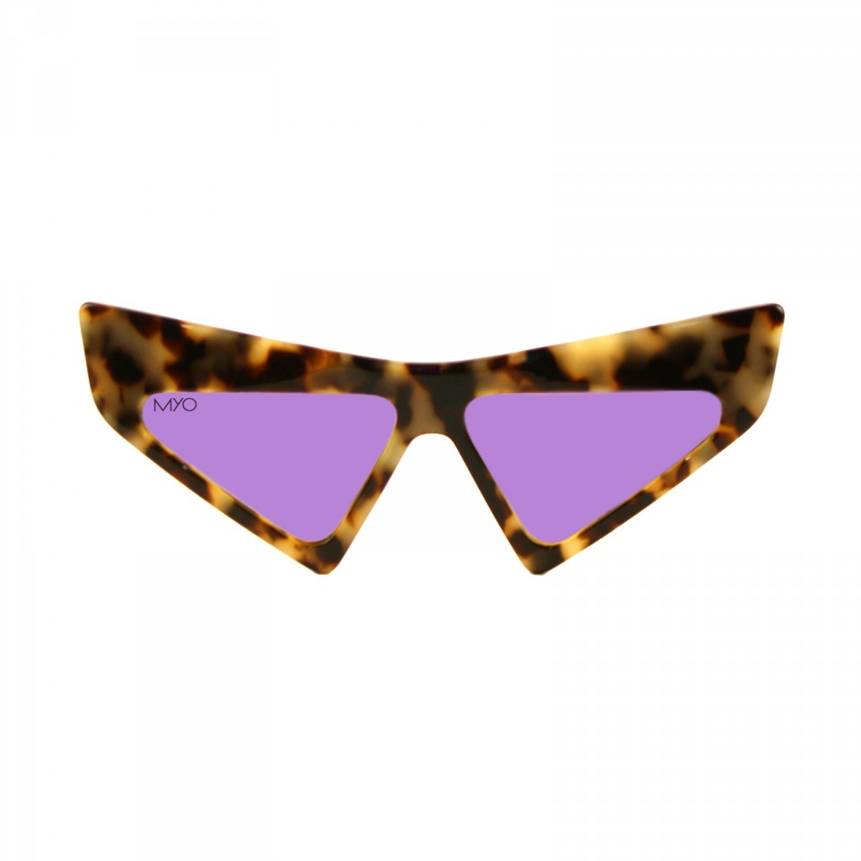 Catter Light Tortoise Violet