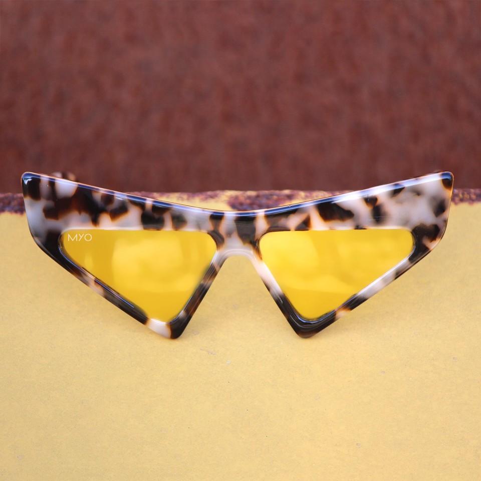 Catter Light Tortoise Yellow
