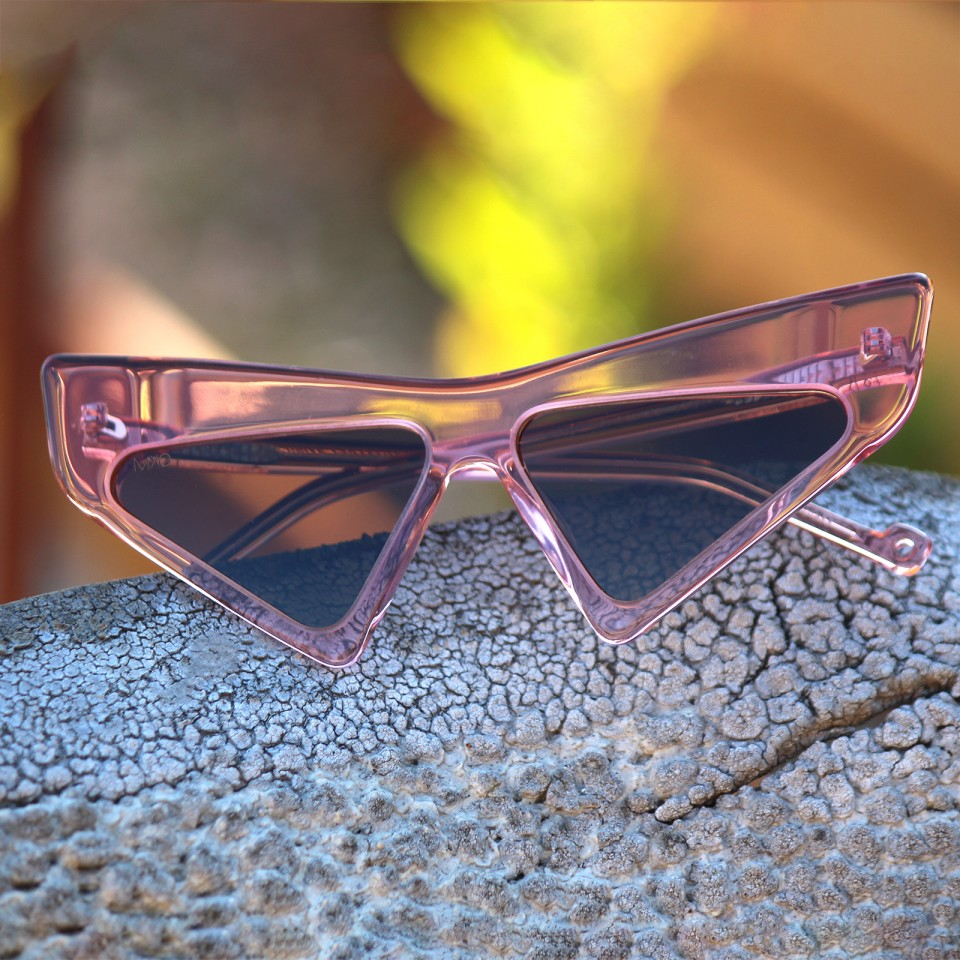 Catter Crystal Pink Brown