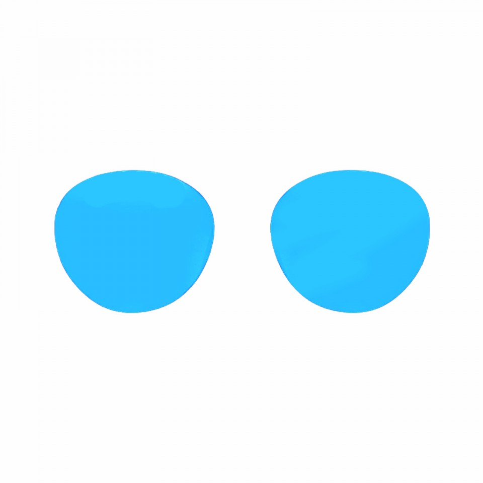 replacement lenses light blue