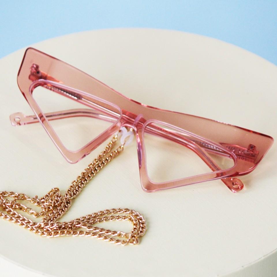 Catter Pink Frames